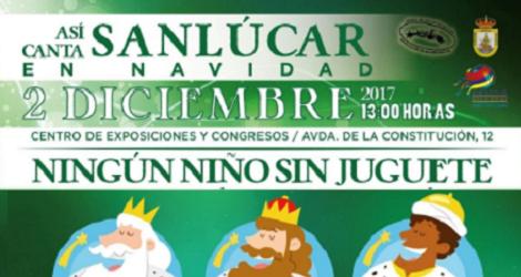 Festival Así Canta Sanlúcar en Navidad 2017