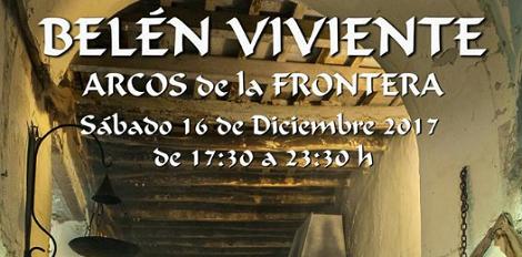 Belén Viviente Arcos de la Frontera 2017