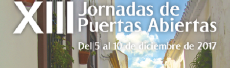 XIII Jornadas de Puertas Abiertas Medina Sidonia 2017: Fecha y Programación oficial