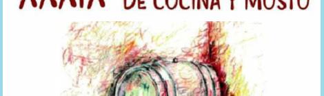 XXXIX Concurso de Cocina y Mosto garbanzos como conejo Trebujena 2017