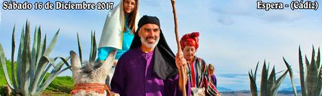 Ruta Belenes Vivientes Cádiz 2017