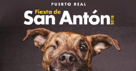 Fiesta San Antón Puerto Real 2018