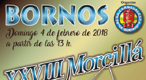 XXVIII Morcillá Bornos 2018