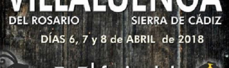 X Feria del Queso Artesanal de Andalucía Villaluenga del Rosario 2018