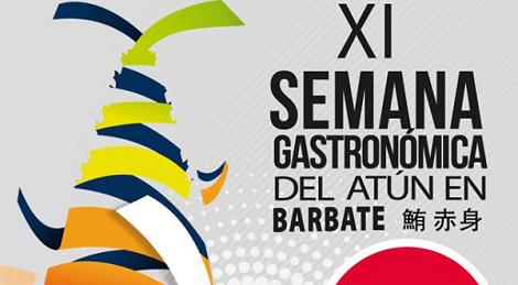 XI Semana Gastronómica Atún de Barbate 2018. Fecha y Programación Oficial