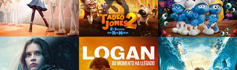 Cine en Familia Cádiz 2018