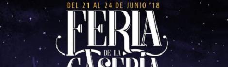 Feria de la Casería de Ossio 2018: Noche de San Juan San Fernando