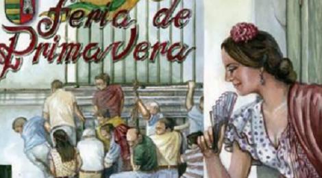 Feria de Primavera Paterna de Rivera 2018