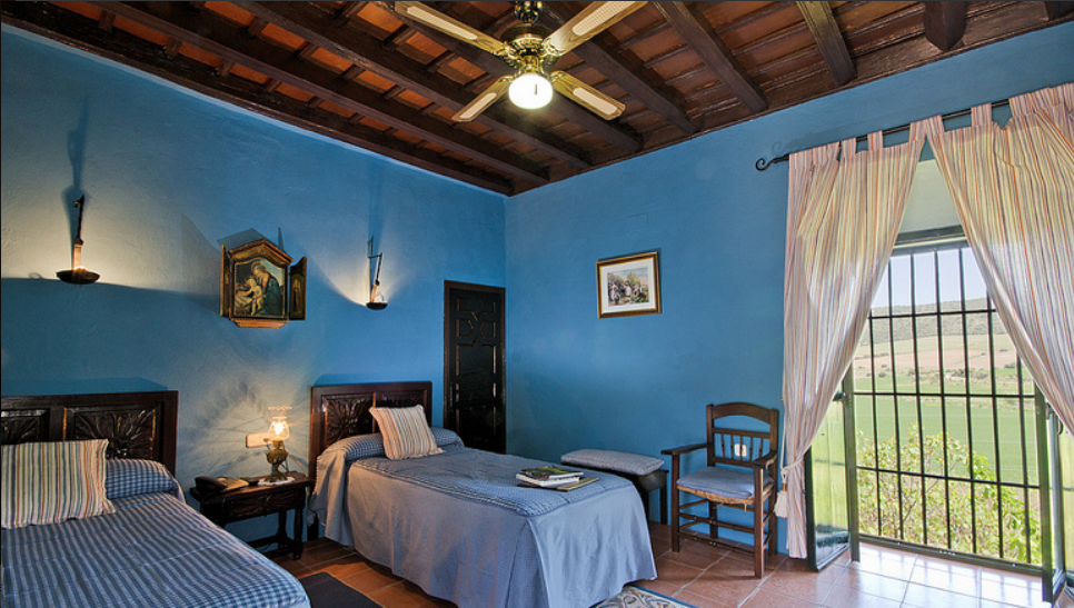 Habitación_Hotel_Hacienda_Santiscal_Arcos_Frontera