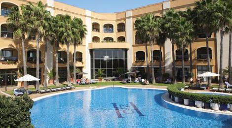 Hotel Duque de Najera Rota