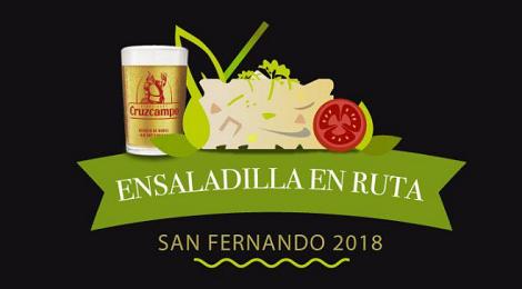 IV Ruta de la Ensaladilla San Fernando 2018
