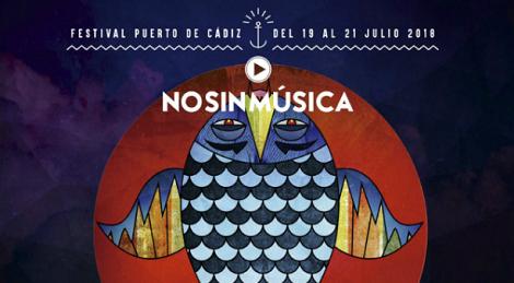 No sin Música Festival Cádiz 2018