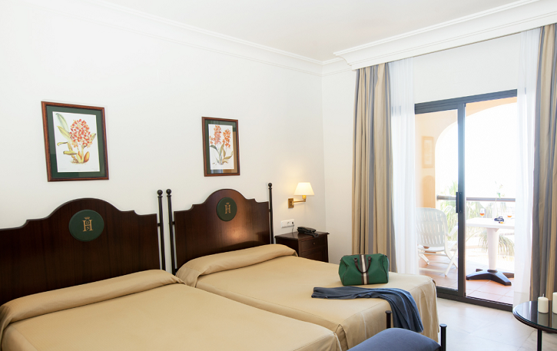 habitación_doble__Hotel_Duque_Najera_Rota
