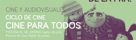 Ciclo de cine infantil Jimena de la Frontera 2018: Fechas y películas