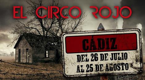 El Circo Rojo - Killerland Cádiz 2018