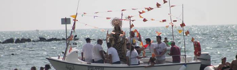 Fiestas Virgen del Carmen Chipiona 2018