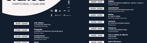 II Noche Blanca Puerto Real 2018