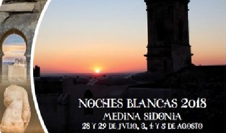 Noches Blancas de Medina Sidonia 2018