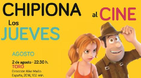 Ciclo 'Los jueves al cine' Chipiona 2018