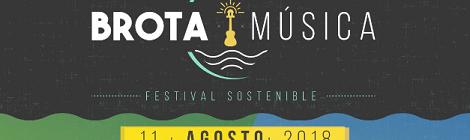 Festival Sostenible Brota Música Rota 2018