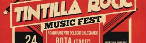 Festival Tintilla Rock Rota 2018