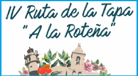 IV Ruta de la Tapa 'A la Roteña' Rota 2018