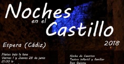 I Noches en el Castillo Espera 2018