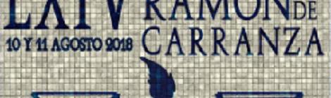 Trofeo Ramón de Carranza 2018