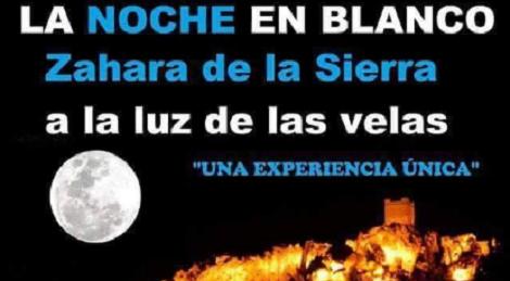 Noche en Blanco Zahara de la Sierra 2018