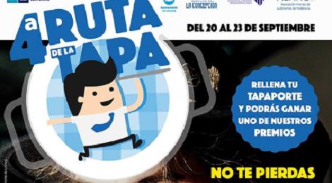 4º Ruta de la Tapa La Línea de La Concepción 2018. Fecha, bares y tapas participantes