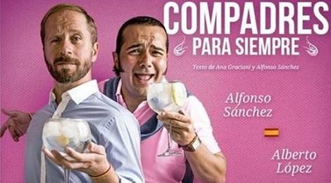 """""""Compadres para Siempre"""" en Jerez 2018"""