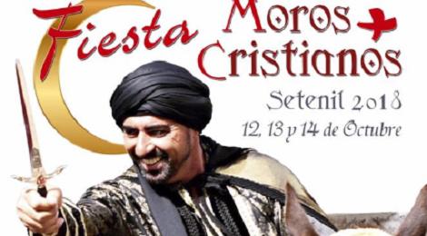 Fiesta Moros y Cristianos Setenil de las Bodegas 2018: Fecha y Programación