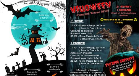 Halloween Cádiz 2018
