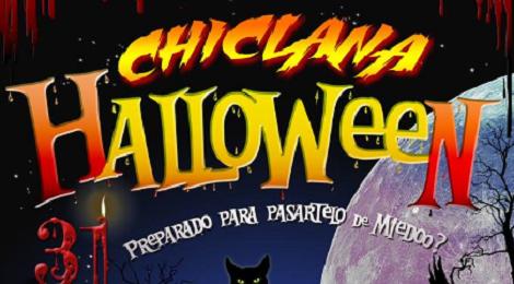 Halloween Chiclana de la Frontera 2018