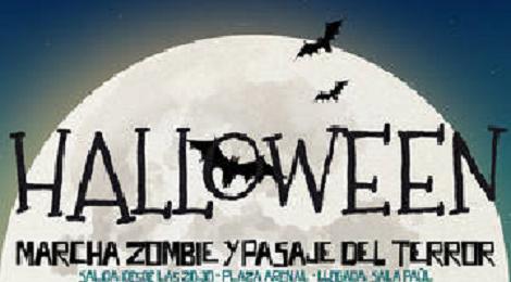Halloween en Jerez de la Frontera 2018