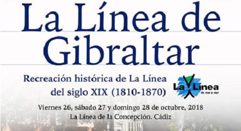 """Recreación Histórica """"La Línea de Gibraltar"""" 2018: Fecha y Programación Oficial"""