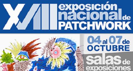 XVIII Exposición Nacional de Patchwork El Puerto de Santa María 2018