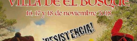 IX Recreación Histórica Villa de El Bosque 2018: Fecha y Programación oficial