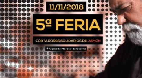 V Feria de Cortadores Solidarios de Jamón San Fernando 2018