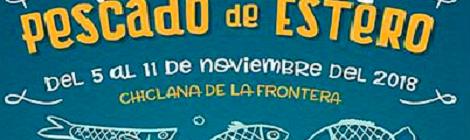 V Semana del Pescado de Estero Chiclana de la Frontera 2018