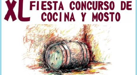 XL Concurso de Cocina y Mosto garbanzos como conejo Trebujena 2018