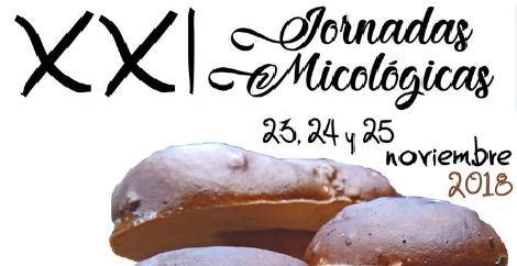 XXI Jornadas Micológicas en el Parque Natural de Los Alcornocales 2018
