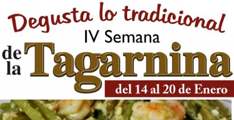 IV Semana de la Tagarnina Chiclana 2019